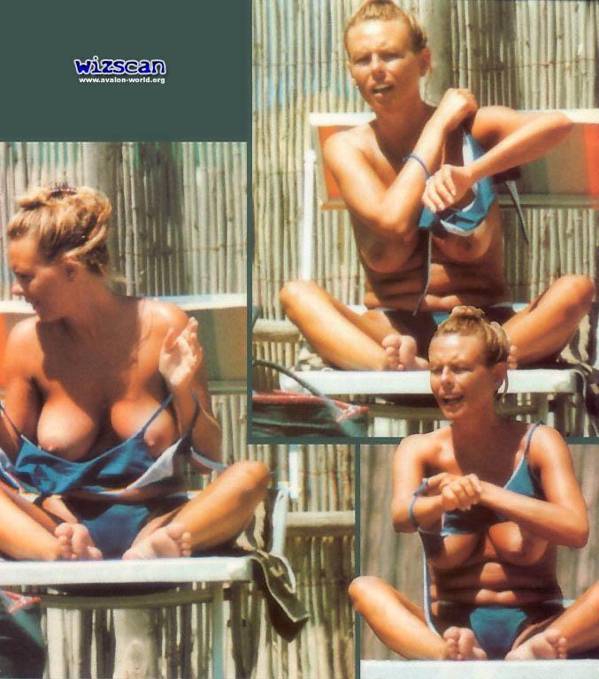 topless e nudi famosi p