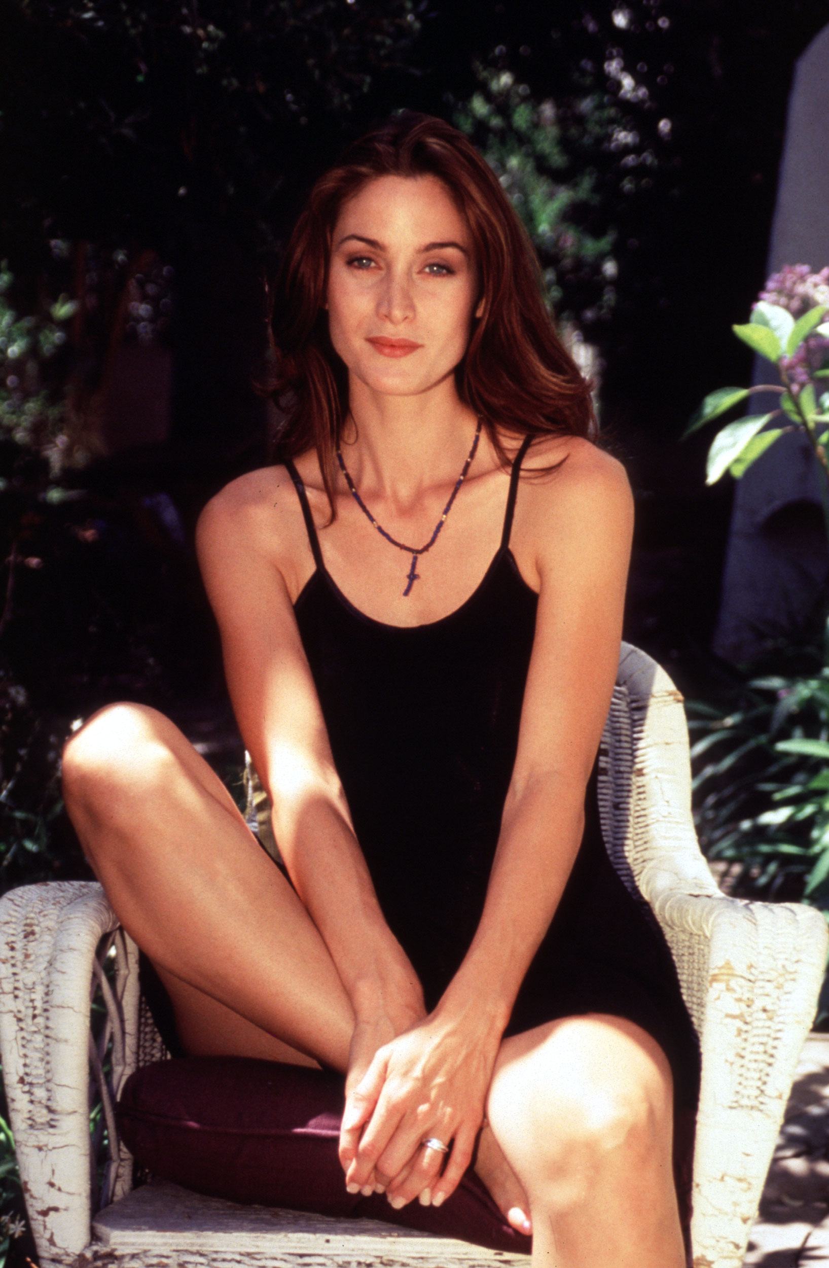 Celebrity Life S Style Carrie Anne Moss