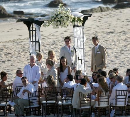 Olsen sisters wedding