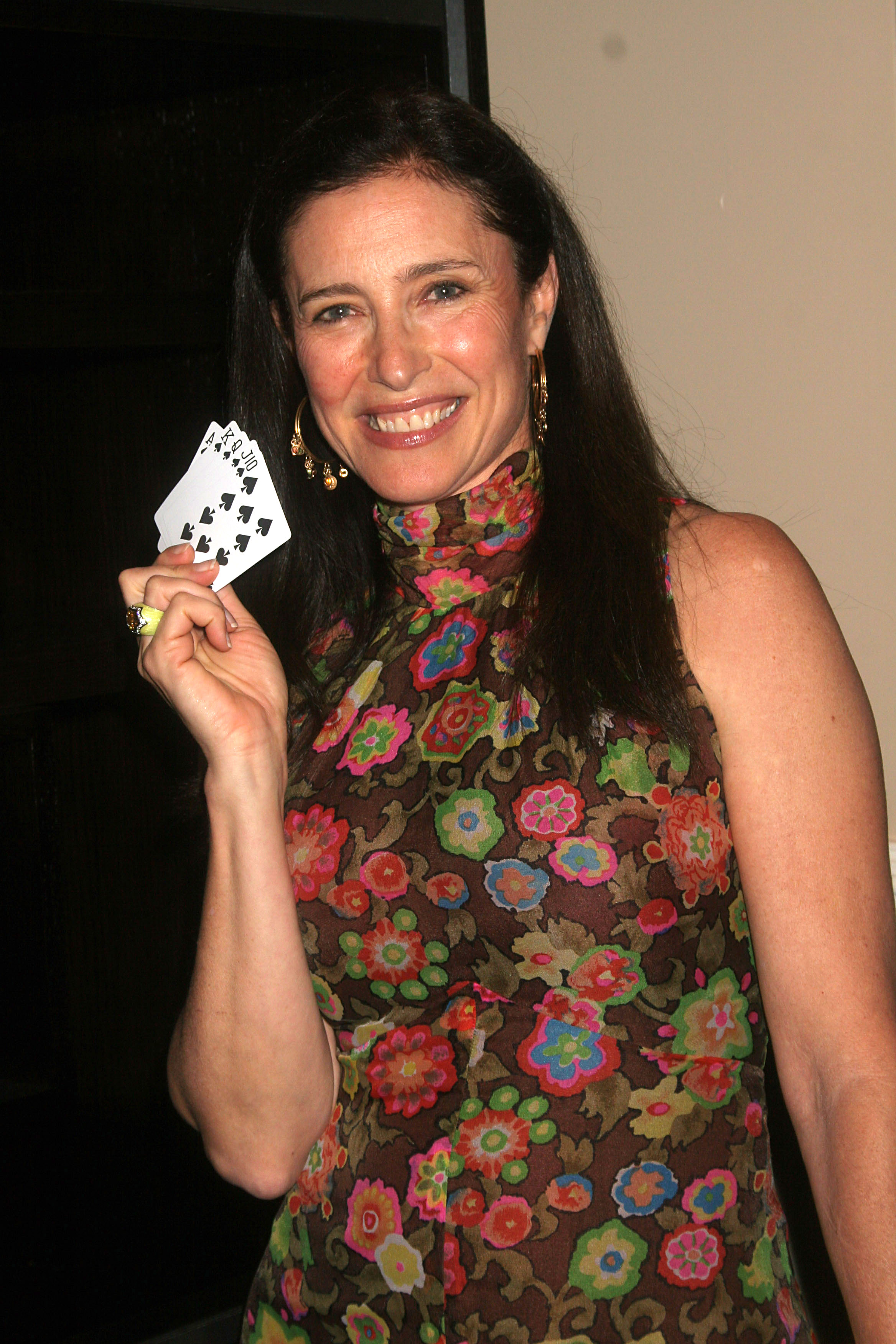 Celebrity Poker Player