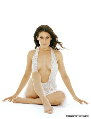 Edelstein nude naked lisa